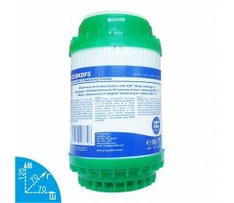 Aquafilter FCCBKDF5 (угольный+KDF)