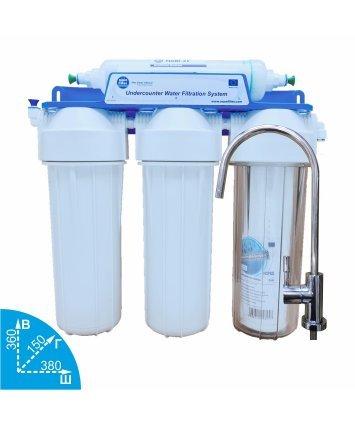 Aquafilter FP3-HJ-K1 фильтр под мойку Vodavozduh