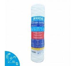 Crystal CRW-10-10 (веревочный 10мкм)