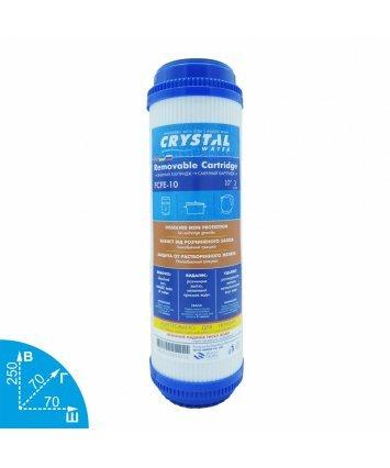 Crystal FCFE-10 картридж удаление железа VodaVozduh