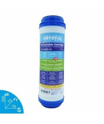 Crystal GACKDF-10 антибактериальный картридж Vodavozduh