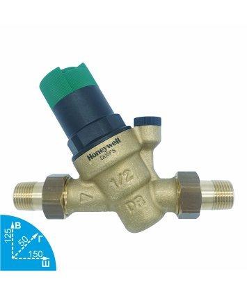 Honeywell D05FS-1/2A редуктор давления VodaVozduh