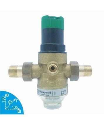 Honeywell D06F-1/2A редуктор давления холодной воды