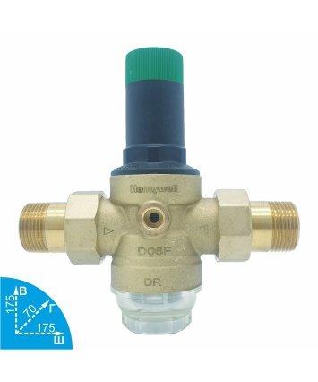 Honeywell D06F-1A редуктор давления холодной воды