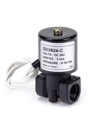 Kaplya KP-SD3824-C соленоидный клапан VodaVozduh