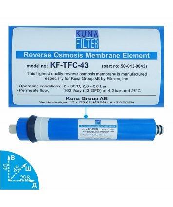 Kuna Filter KF-TFC-43 мембрана обратного осмоса