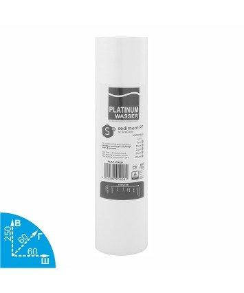 Platinum Wasser PLAT-PSED 1 mcr полипропиленовый картридж VodaVozduh