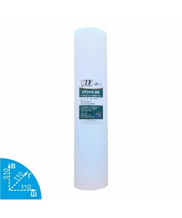 Tiger Filtration PP20A-BB 1 micron картридж VodaVozduh