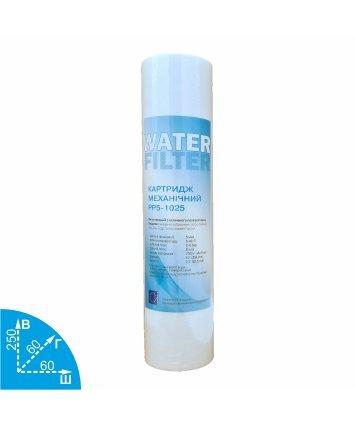 Water Filter PP5-1025 полипропиленовый картридж VodaVozduh