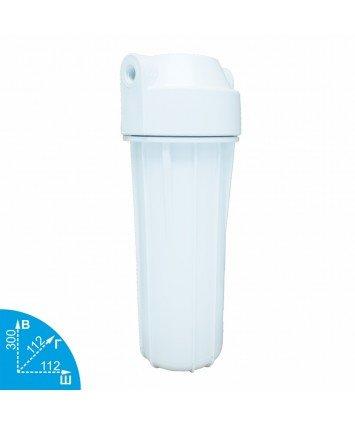Aquafilter EG14WWAQ-4 белый корпус к питьевым фильтрам