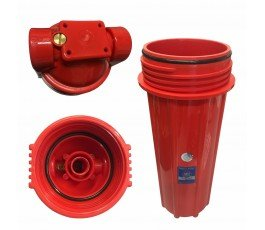 Aquafilter FHHOT1-HPR-S магистральный фильтр для очистки горячей воды