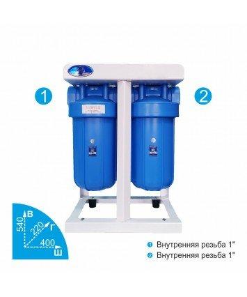 """Aquafilter HHBB10A двойной фильтр Big Blue 10"""""""