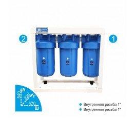 """Aquafilter HHBB10B тройной фильтр Big Blue 10"""""""