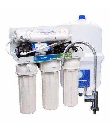 Aquafilter RP-RO5-75 RP55145616 обратный осмос с помпой