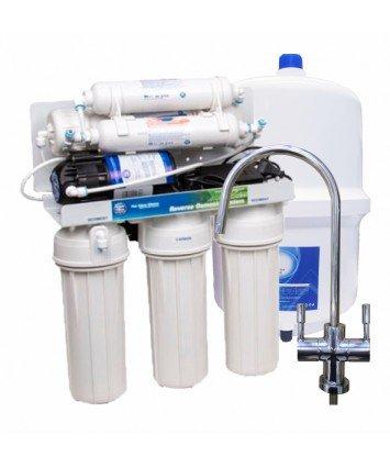 Aquafilter RP-RO6-75 обратный осмос с помпой и минерализатором