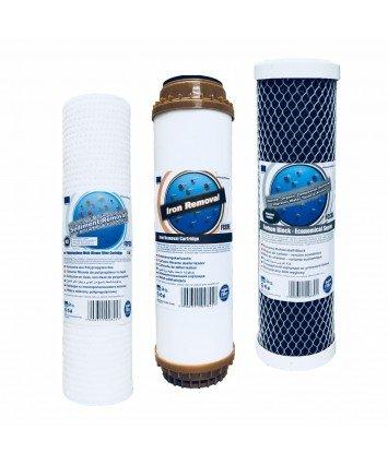 Комплект картриджей Aquafilter 4