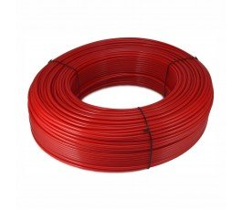 """Aquafilter KTPE14R 1/4"""" красная трубка для систем обратного осмоса и проточных питьевых фильтров"""