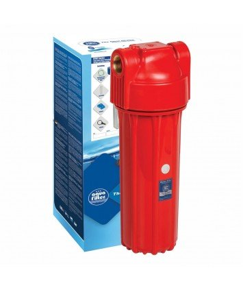 Aquafilter FHHOT34-HPR-S магистральный фильтр для очистки горячей воды