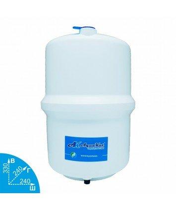 AquaKut TP-1 бак для обратного осмоса (Пластиковый - 10л.)