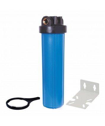 """Aquakut Big Blue 20"""" магистральный фильтр колба для холодной воды"""