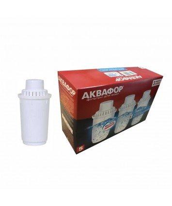 Аквафор В100-5 набор картриджей (3шт.) для фильтра кувшина
