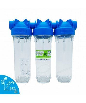 ATLAS filtri DP 10 Trio 3/4 фильтр для воды
