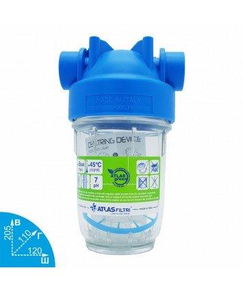 """ATLAS filtri DP 5 Mono 1/2"""" фильтр для воды"""