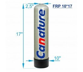 Canature FRP 1017 стеклопластиковая колонна под засыпку
