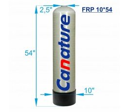 Canature FRP 1054 стеклопластиковая колонна под засыпку