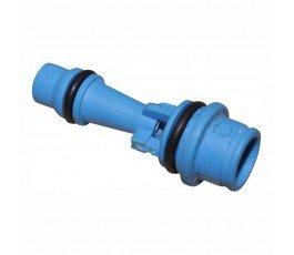 Clack V3010-1F синий инжектор Vodavozduh