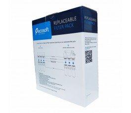 Ecosoft CMV3ECO комплект картриджей к тройным фильтрам