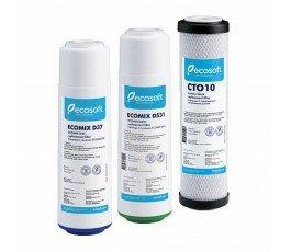 Ecosoft CRV3ECO улучшенный комплект картриджей