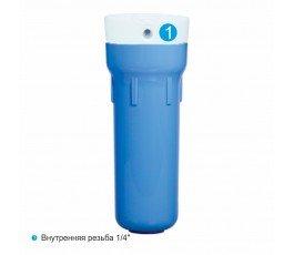 Ecosoft синяя колба к питьевым фильтрам