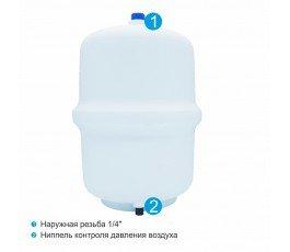Ecosoft накопительный бак (8л. пластик)