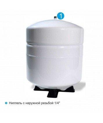 Hidrotek ТM-2 накопительный бак для систем обратного осмоса 3,2G (12л.)