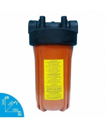 Kaplya FH10B1-HOT - магистральный фильтр для горячей воды