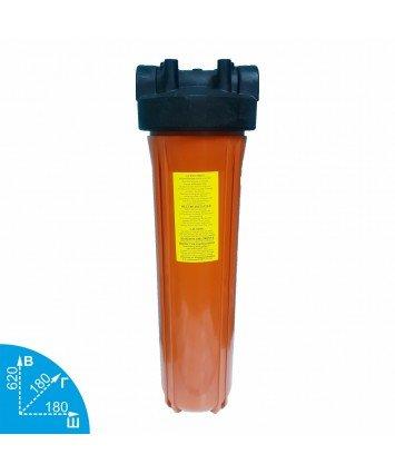 Kaplya FH20B1-HOT - магистральный фильтр для горячей воды