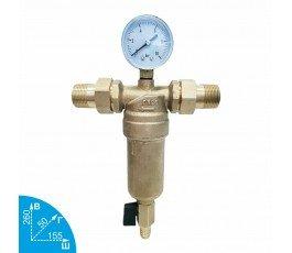 """Karro KR 88043 3/4"""" промывной фильтр для холодной и горячей воды"""