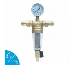 """Karro KR88044 1/2"""" промывной фильтр для холодной воды"""