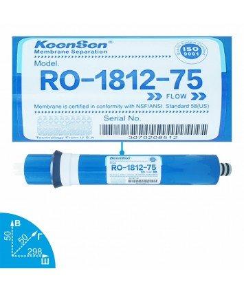 KeenSen RO-1812-75 мембрана обратного осмоса Vodavozduh