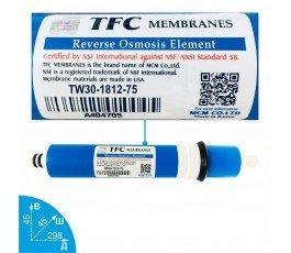 Microfilter TW30-1812-75 мембрана 75 GPD