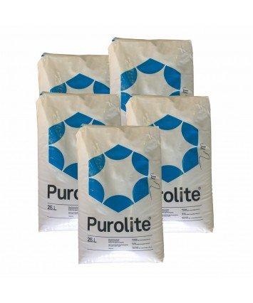 Purolite C100E смола ионообменная 25 л. для умягчения воды