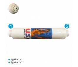 """Omnipure CL10RO 1/4"""" постфильтр из гранулированного активированного угля"""