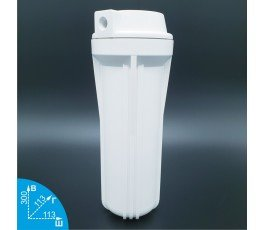 Organic WW14-01 1/4ВР белый корпус к фильтру