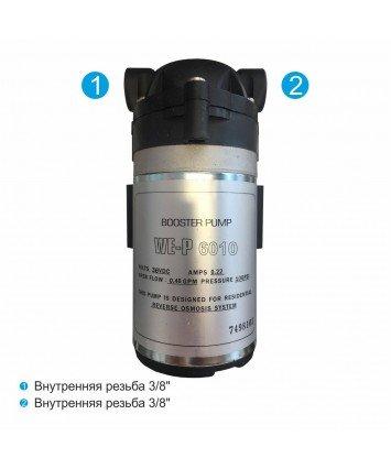 Organic WE-P 6010 помпа насос VodaVozduh