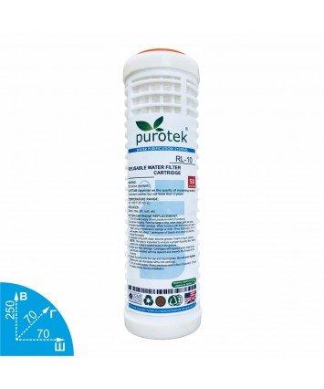Purotek RL-1050 промывной картридж для воды