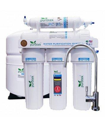 Purotek RO-5100 фильтр обратного осмоса Vodavozduh