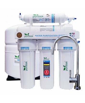 Purotek RO-575 фильтр обратного осмоса Vodavozduh