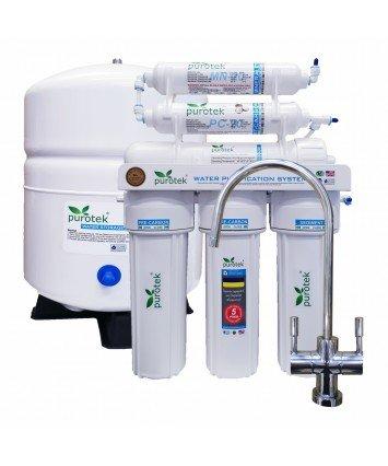 Purotek RO-650 фильтр обратного осмоса Vodavozduh