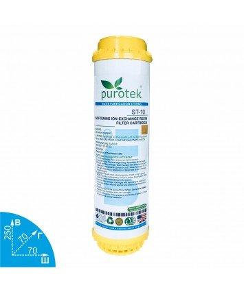 Purotek ST-10 картридж умягчение воды VodaVozduh
